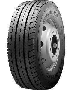 Kumho 315/80R22.5 KLD03 (M+S) 156/150L