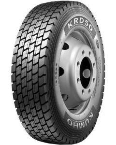 Kumho315/80R22.5KRD50(M+S) 156/150L