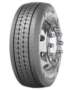 Dunlop 295/80R22.5 SP346 Hi-Load (M+S) 154/149M (3PMSF)