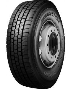 Bridgestone 315/80R22.5 W958 (M+S) 156/150 (154/150)L(M) (3PMSF)