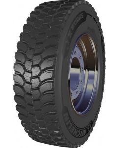 Michelin 315/80R22.5 X WORKS D (M+S) 156/150 K (3PMSF)