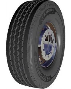Michelin 315/80R22.5 X WORKS HD Z (M+S) 156/150 K