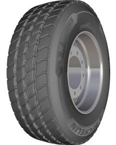Michelin 385/65R22.5 X WORKS T (M+S) 160 K