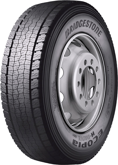 Bridgestone 295/80R22.5 ECOPIA H-Drive 001 (M+S) 152/148M (3PMSF)