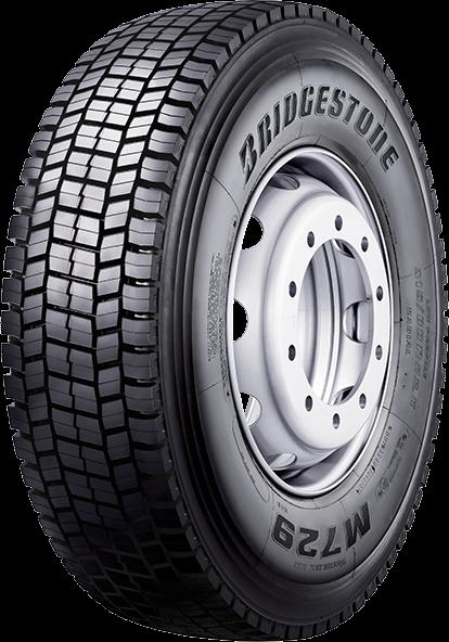 Bridgestone265/70R19.5M729 (M+S) 140/138M