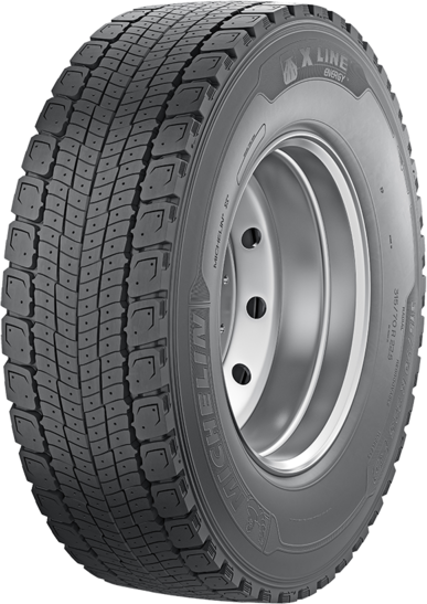 Michelin 315/60R22.5 X ENER.D REMIX 152/148L