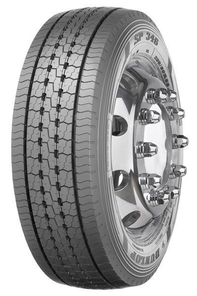 Dunlop 315/70R22.5 SP346 Hi-Load (M+S) 156/150L (3PMSF)