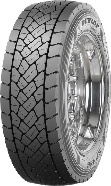 Dunlop 315/60R22.5 SP446 (M+S) 152/148L (3PMSF)